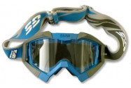 Masque Enduro GS Trophy assorti au casque GS Trophy